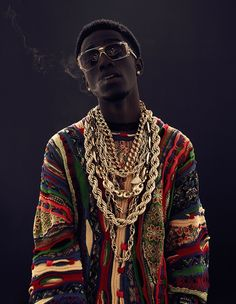 Images and videos of afro Afro Punk, Black Man, Black Gold, Black Is Beautiful, Mode Hip Hop, Style Masculin, Style Ethnique, Gold Chains For Men, Beastie Boys