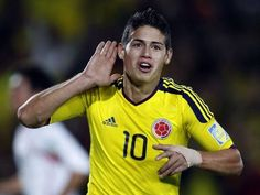 James Rodriguez opened the scoring against Ivory Coast Read more at http://www.worldcupmcm.blogspot.co.uk/