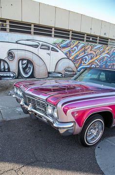 1964 Gypsy Rose Impala Jesse Valdez Jesse Valadez