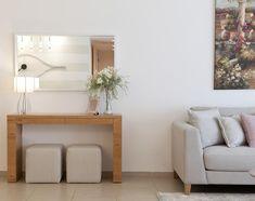 נשארים בבית: הלבשת דירה משפחתית עדינה ונעימה | בניין ודיור