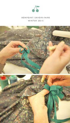 Bonpoint Savoir Faire 2015 #BonpointSavoirFaire #SavoirFaire #Couture