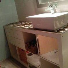 www.miaikea.com - Rinnovare il #bagno con #Expedit