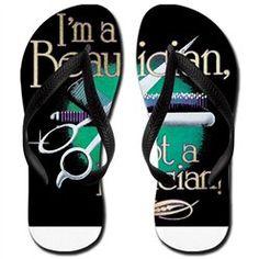 #Artsmith Inc             #ApparelFootwear          #Men's #Flip #Flops #(Sandals) #Beautician #Magician                          Men's Flip Flops (Sandals) I'm A Beautician Not A Magician                                              http://www.seapai.com/product.aspx?PID=7560101