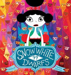 Snow White and the 77 dwarfs on Behance