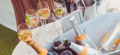 Veuve Clicquot Rich with Summer Fruit Infusions