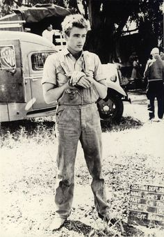 James Dean rocking o