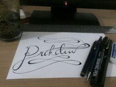 Newbie #lettering