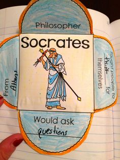 Glitter in Third: Ancient Greece in my classroom