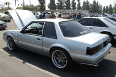 FORD MUSTANG LX FOXBODY COUPE