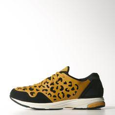 adidas - Tênis ZX Zero Leopard Feminino