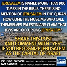 #Jerusalem belongs to the #Jews.