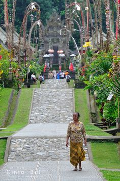 Penglipuran village,, an traditional village on #bangli #bali