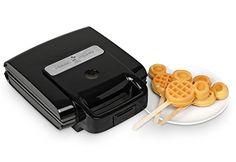 Disney 4 Mickey Waffle Stick Maker