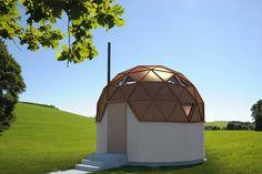 tiny dome - huge capacity