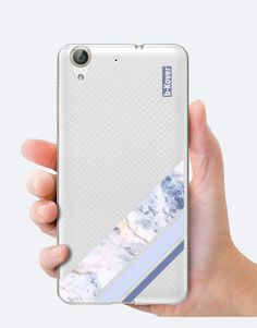 funda-movil-marmol-blue-minimal Phone Cases, Iphone, See Through, Mobile Cases, Phone Case