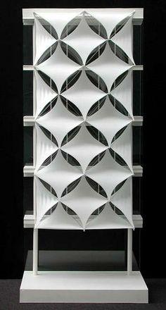 Plastische Raumwirkung: Nationalbibliothek in Riad - DETAIL.de
