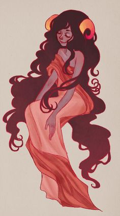 by kaymurph @ tumblr Oh My Glob, check out this Aradia :D I'll be pinning a couple more too.