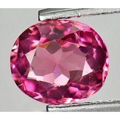 1.09 ct Natural purplish pink Rubellite Tourmaline