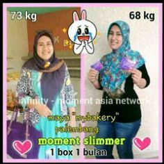 Get slim & health with Moment... Moment chat me yaa.. Ayu Moment Infinity Sms/Wa : 08170663180 Pin : 7C9BE49D www.moment2u.com