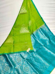 Kanjivaram Sarees Silk, Indian Silk Sarees, Saree Dress, Sari, Wedding Silk Saree, Designer Sarees, Beautiful Saree, Flat Shoes, Women's Fashion