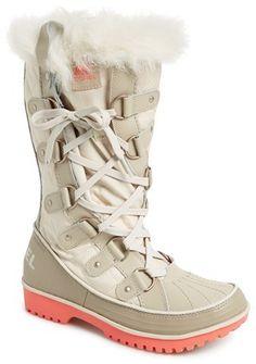 0d5b1aba273 Sorel  Tivoli Twist  Waterproof Boot (Women) on shopstyle.com Botines Planos