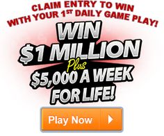 publishers clearing house online free entries to their sweepstakes earn entries by completing lotto games - House Sweepstakes