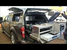 Road Ranger Professional Pick-Up Hardtop Video (side doors)(Navara Land Cruiser 80, Toyota Land Cruiser, Pick Up, Navara D40, Truck Caps, Truck Tool Box, Side Door, Ford Ranger, Pickup Trucks