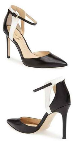 687e0b9d91fa  Gees  Ankle Strap Pointed Toe Pump (Women). Ivanka Trump Shoes ...