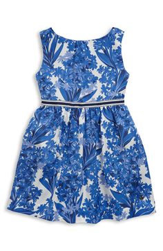 Juicy Couture 'Spring Floral' Dress (Toddler) | Nordstrom