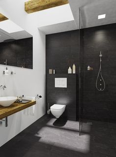 115 best Badkamer ideeën images on Pinterest | Bathroom ideas, Flush ...