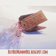 BusyBee: Advent window number 8 : Magic Reindeer Food Recipe