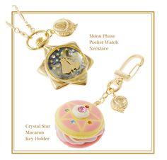 Sailor moon X Q-pot