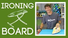 How to Make an Ironing Board: Easy Sewing tutorial with Rob Appell of Ma...