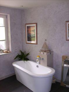 Meinmaler Wandgestaltung | Tapete | Exklusive Malerarbeiten ... Badgestaltung Mit Tapete