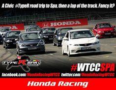 Castrol Honda WTCC @hondaracingwtcc