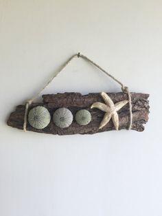 Starfish Wall Decor/ Beach Wall Hanging/ Coastal by SerayDesign