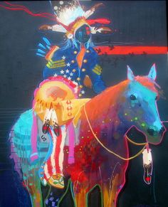 """Spirit Walker"" by Jim Nelson"