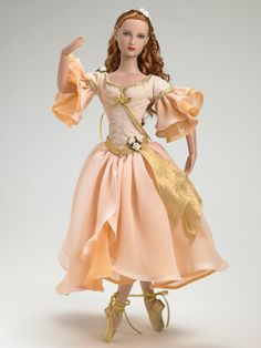 Sleeping Beauty | Tonner Doll Company SOLD OUT EDITION New York City Ballet