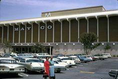 c. 1964 The May Company | Topanga Plaza | 6600 Topanga Canyon Boulevard, Canoga Park, CA