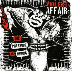 Violent Affair - Pressure Is Rising Ep