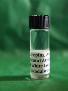 White Lotus in Sandalwood Attar, Aromatherapy Perfume Oil, All Natural Blend…