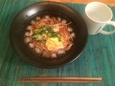#japanesefood #冷麦 #summer #noodle