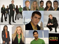 This show sizzled every week. Loved Horatio!