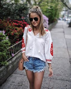 """5,759 Likes, 85 Comments - Kendall Kremer (@styledsnapshots) on Instagram: """"Sharing this casual weekend look over on the blog today! (link in bio). Happy Saturday, everyone!…"""""""