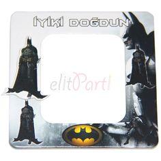 Batman Resim Çerçevesi Magnetli - 1.20 ₺