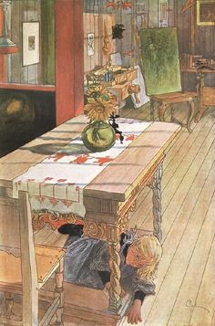 Image result for carl larsson paintings
