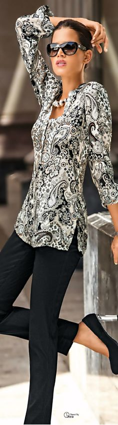 "paisley is a great professional but beautiful print. Great for a job interview (with a blazer) or just a day in the office.---Bellos ojos, mas bellos si ven bien. Controlate cada año. Lee en nuestro blogspot ""Descansar frente a la PC "" y otros-----"