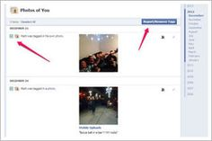 Facebook graphit feature -how to update privacy settings