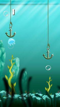 Jellyfish swim - IOS/ Android
