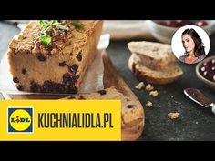 WEGAŃSKI PASZTET Z FASOLI 🌿 | Kinga Paruzel & Kuchnia Lidla - YouTube Health, Food, Youtube, Health Care, Essen, Meals, Yemek, Youtubers, Eten